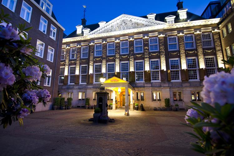 Sofitel Legend The Grand Amsterdam Facade
