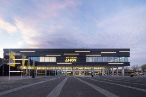 Rotterdam Ahoy Convention Centre Exterieur