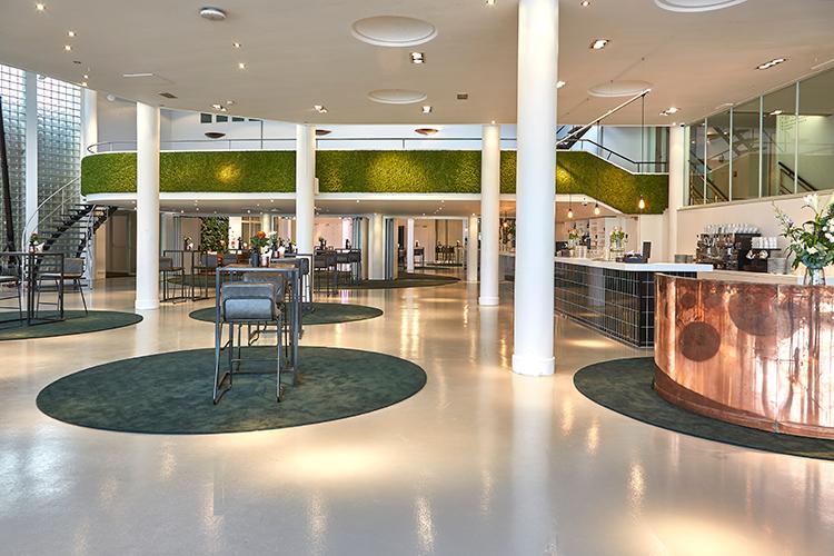 De Green Lounge van evenementenlocatie Gooiland