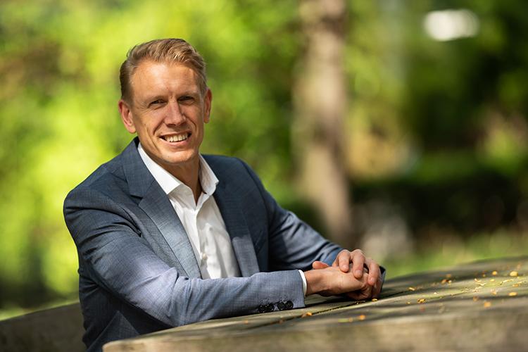Gerk van der Poll, commercieel directeur Van der Valk Business