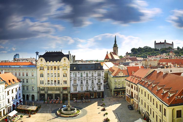 Bratislava conference destination