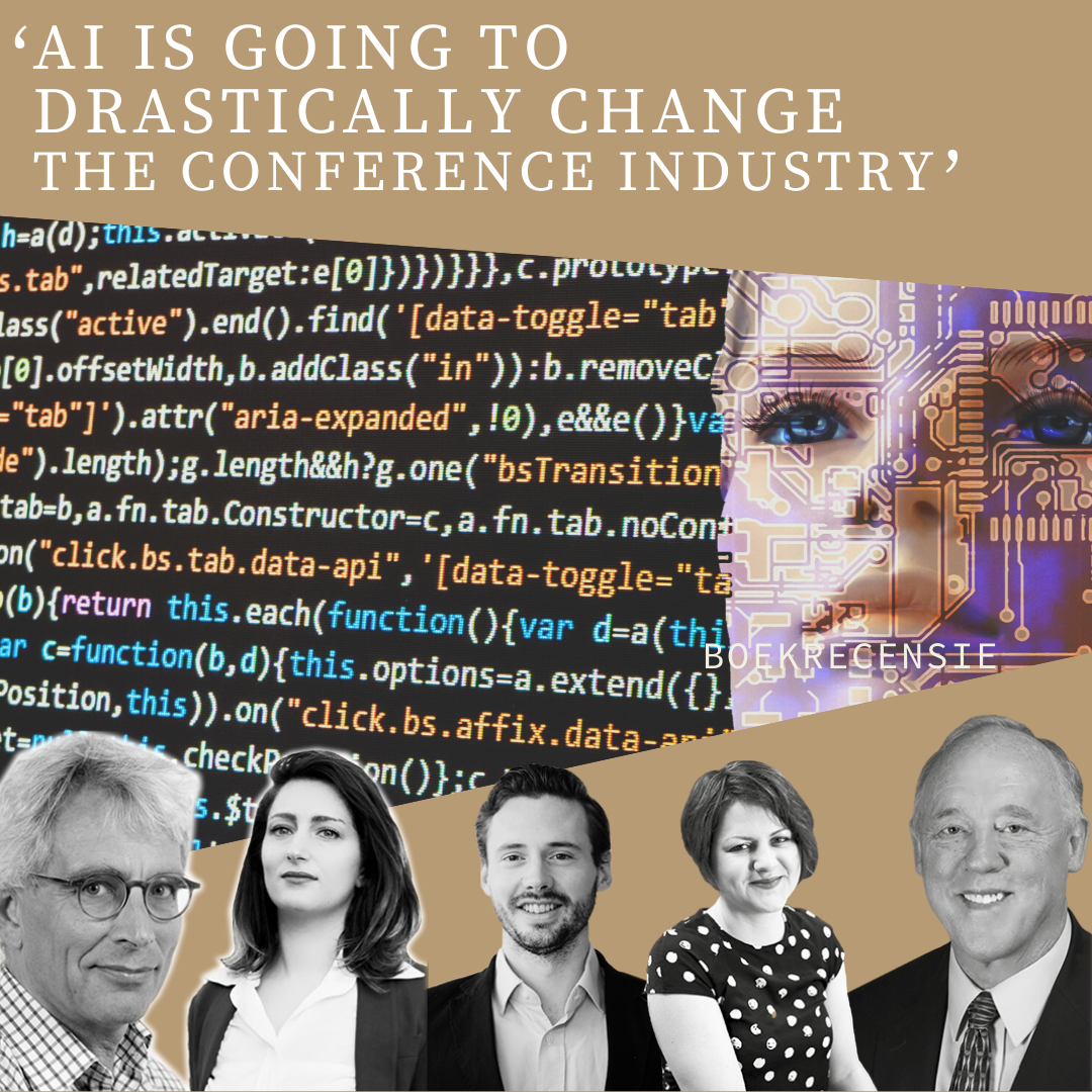 'AI IS GOING TO DRASTICALLY CHANGE THE CONFERENCE INDUSTRY'