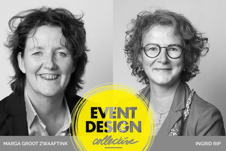 Marga Groot Zwaaftink en Ingrid Rip van EDCo Nederland