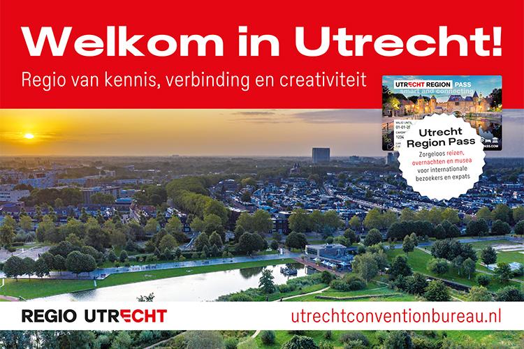 Utrecht Region vertegenwoordigd op EventSummit 2020