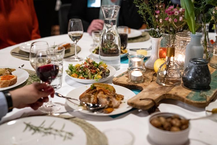 Bilderberg Kasteel Doorwerth - Event - Diner