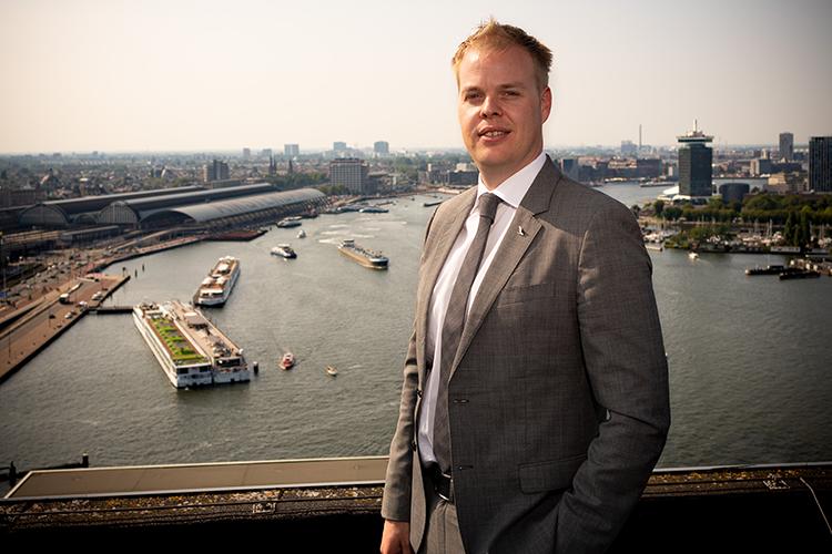 Lex Visser, ijVENUES Amsterdam