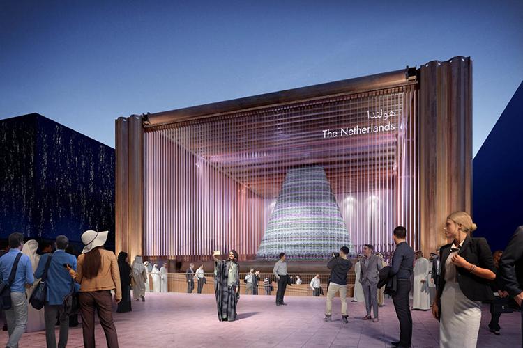 Expo 2020 dutch pavilion