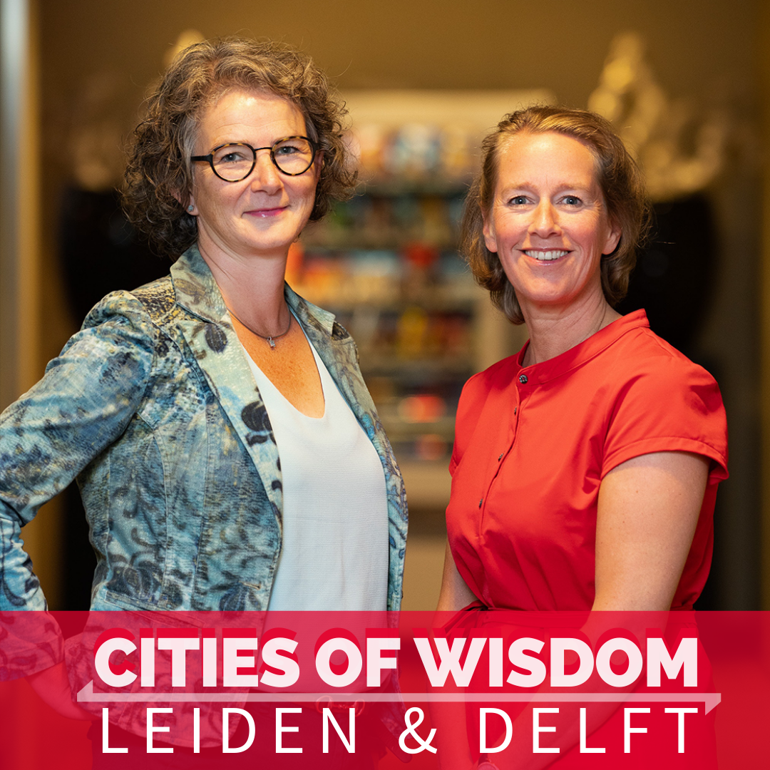 CITIES OF WISDOM WITH A TYPICAL DUTCH AMBIENCE