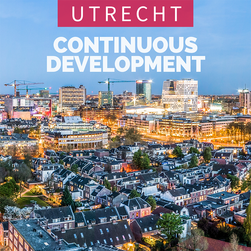 THE STRENGTH OF UTRECHT: CONTINUOUS DEVELOPMENT