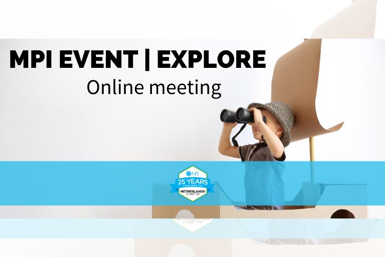 MPI Event Explore online meeting