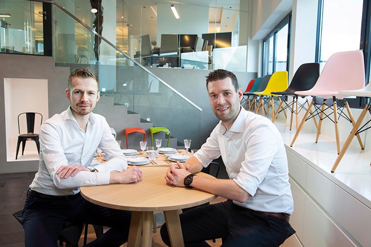 Party Rent - Koen Siemes en Maarten ter Horst