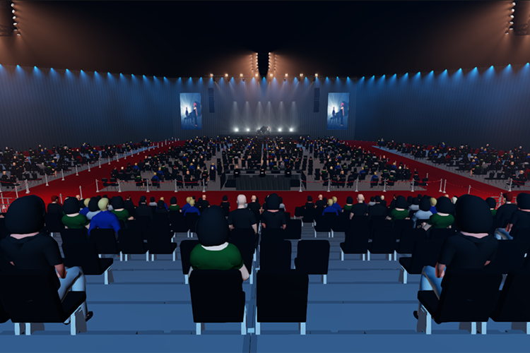 M-theater MECC Maastricht