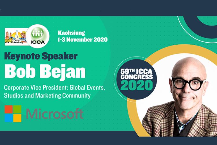 Bob Bejan ICCA keynote speaker