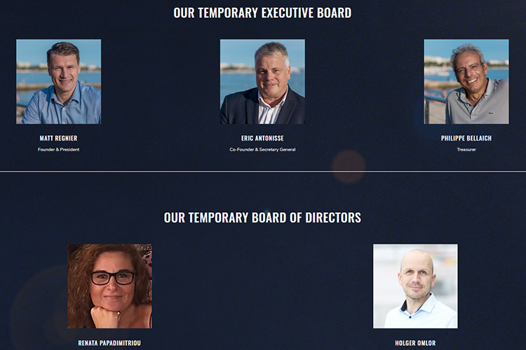 IC-International Consultants temporary board