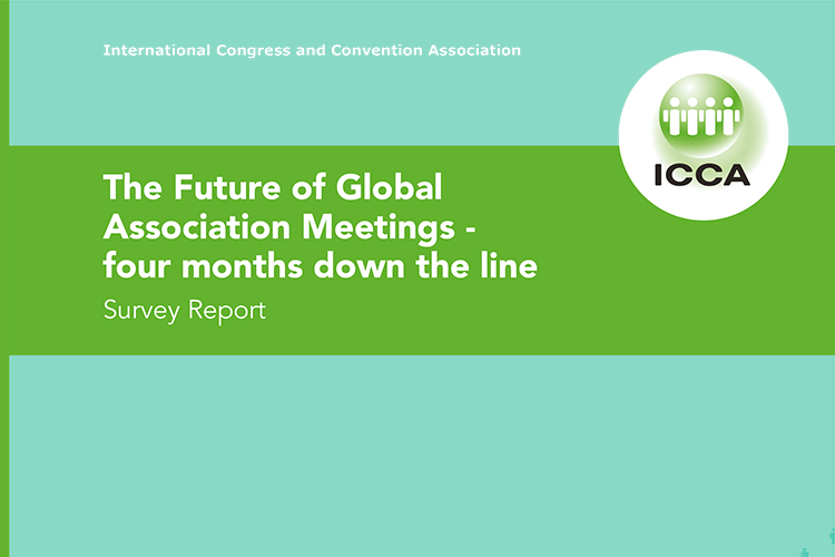 The Future of Global Association Meetings - four months down the line