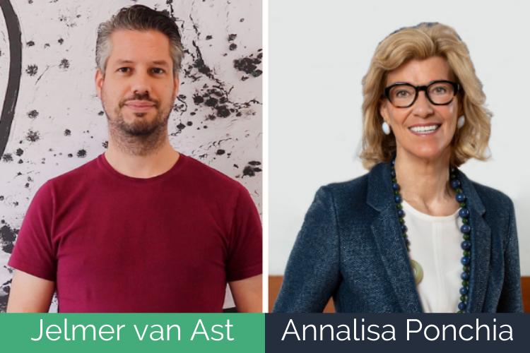 Jelmer van Ast & Annalisa Ponchia