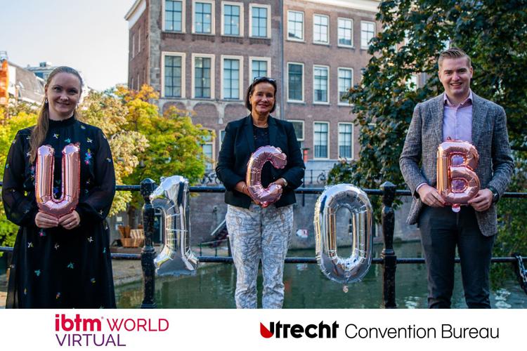 Utrecht Convention Bureau at IBTM World Virtual