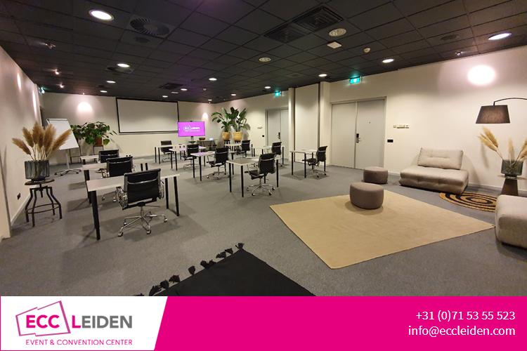 ECC Leiden is totaal vernieuwd Bekijk ons nieuwe vergaderconcept
