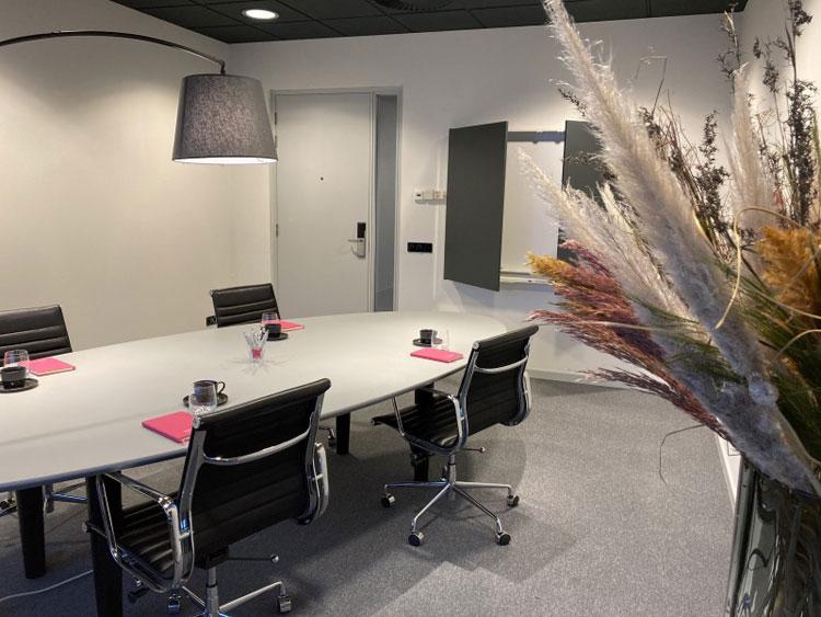 ECC Leiden kleine meetings