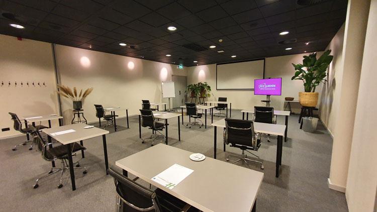 ECC Leiden zaalverhuur