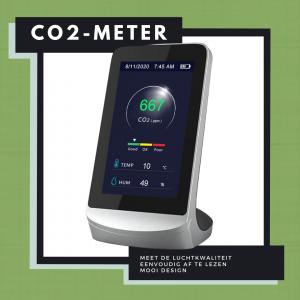 KNTRL CO2 meter