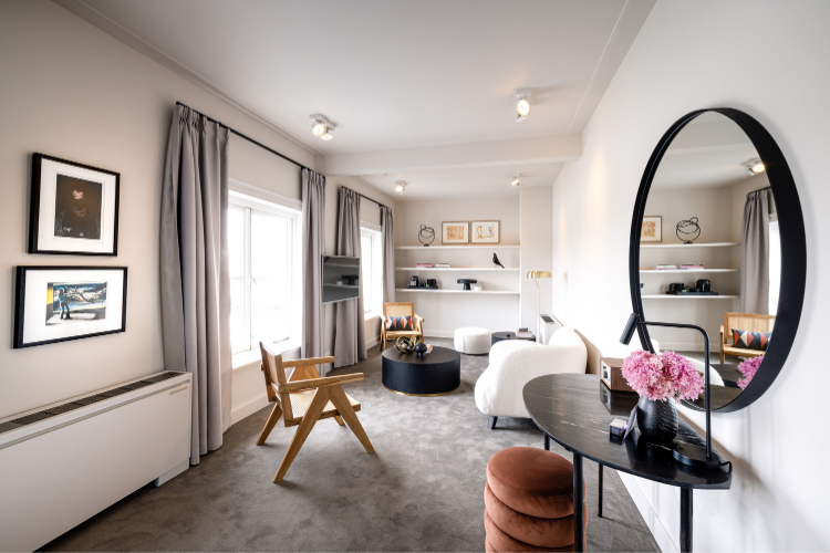 Pillows Luxury Boutique Hotel Aan De IJssel lounge