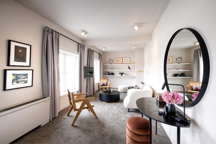 Pillows Luxury Boutique Hotel Aan De IJssel lounge