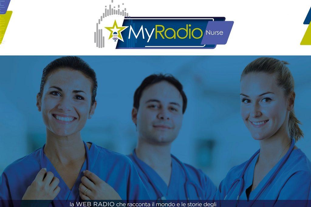 Homepage MyRadio Nurse