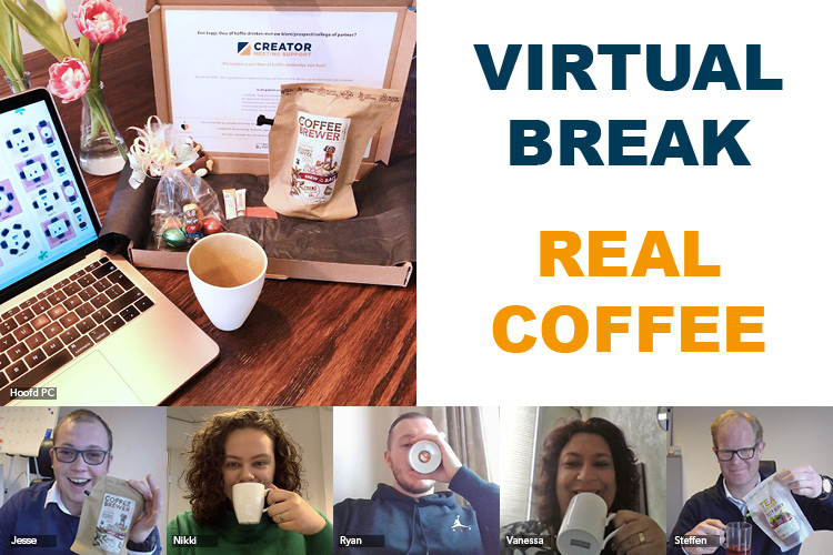 Creator Virtual Coffee Break
