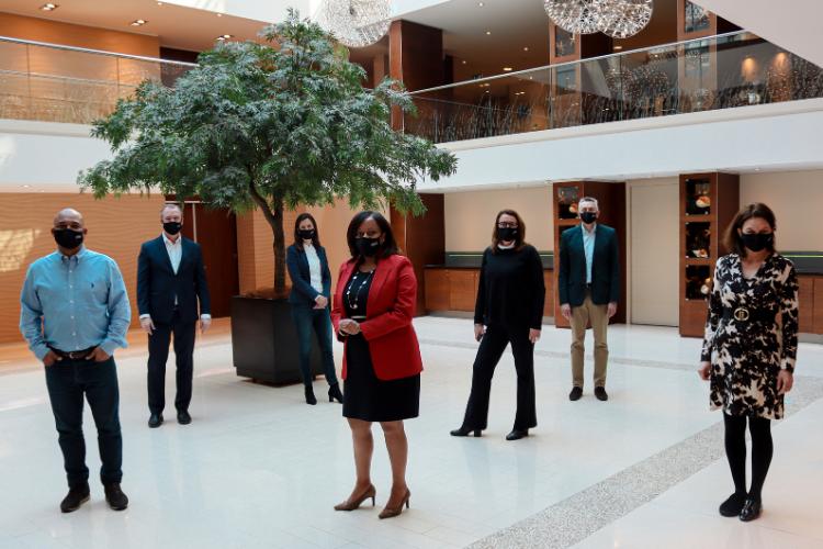 General Managers Hilton Nederland