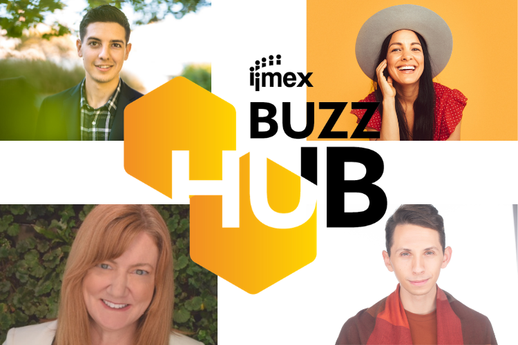 IMEX Buzz Hub presents global community builders