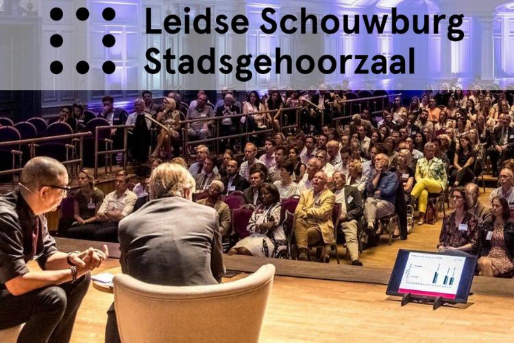 Vacature Leidse Schouwburg Stadsgehoorzaal
