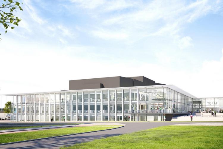 Nieuw congrescentrum MECC Maastricht